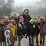 RecreaMomes - Visite de Thomas THEVENOUD, Député
