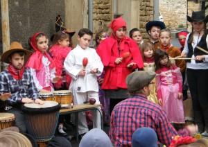 RecreaMômes @ Lugny - Carnaval de l'école