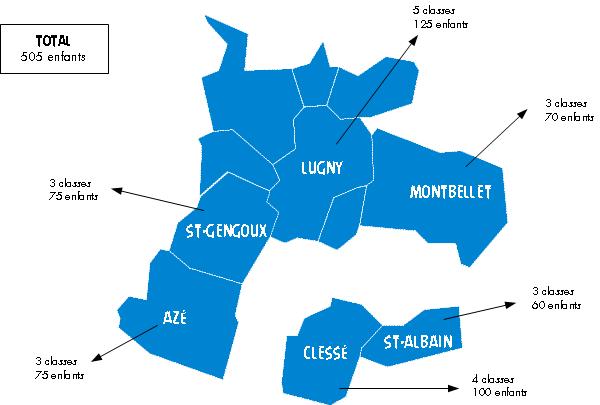 5 CENTRES DE LOISIRS RECREAMOMES POUR 2014-2015 !